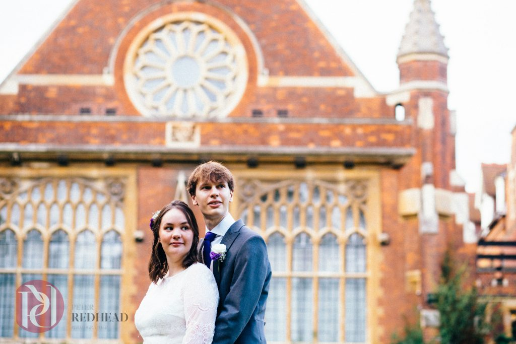 Wedding Homerton College Cambridge