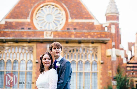 Wedding Homerton College Cambridge