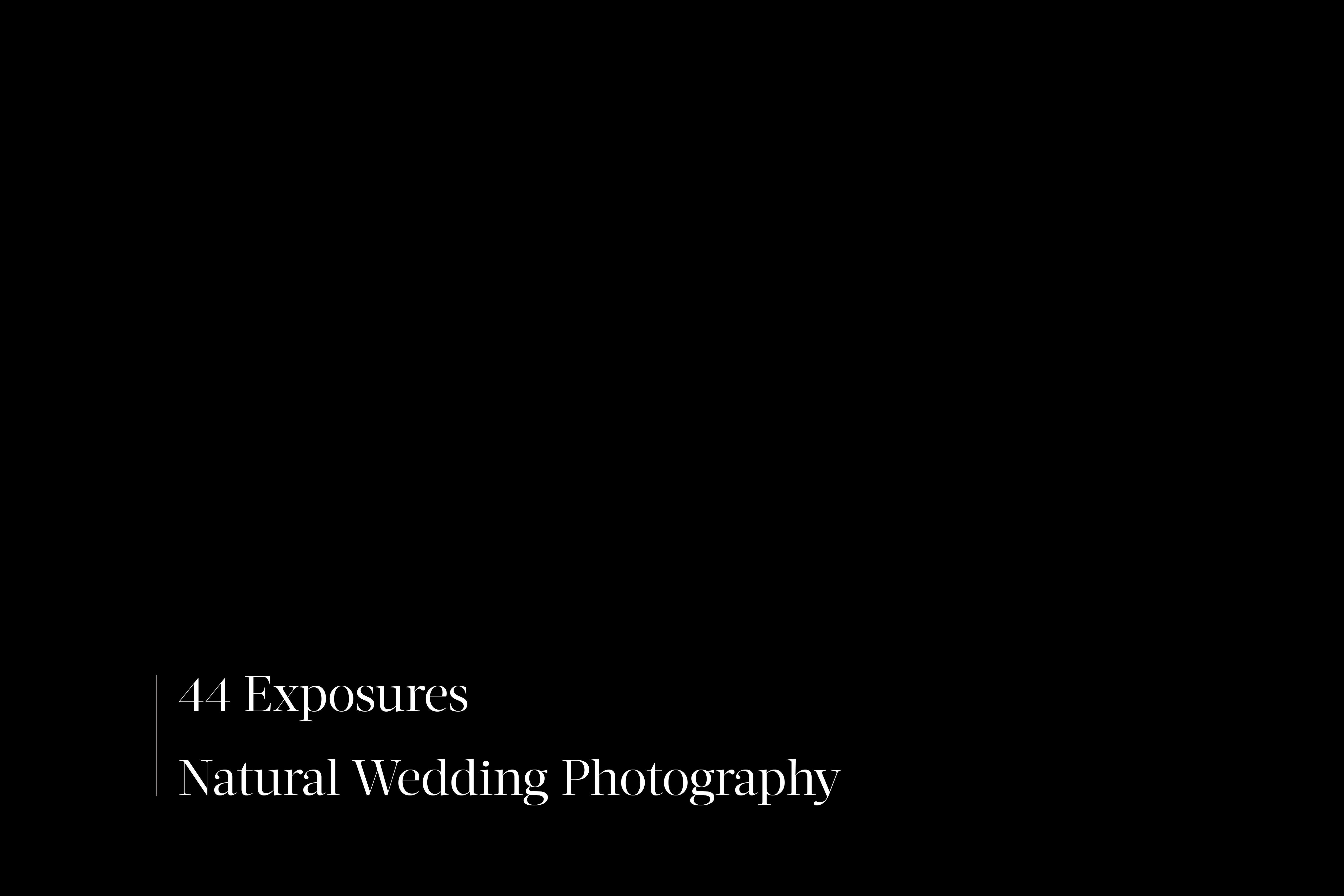 44_Exposures_Natural_Wedding_Photography